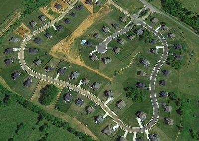Berryville Glen Subdivision