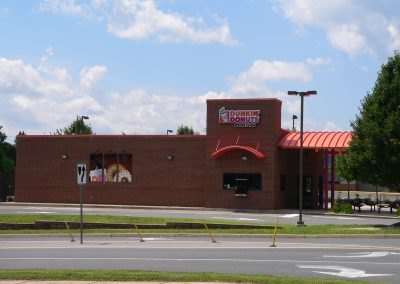 Dunkin Donuts, Winchester